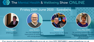 Youth Mental Health Online Conference Announced for June!