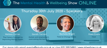 Adult Mental Health Online Conference Announced for July!