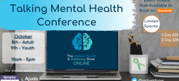 Talking Mental Health Conference Officially Launches!