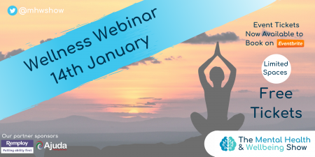 Speakers Announced for Free January Wellbeing Webinar!